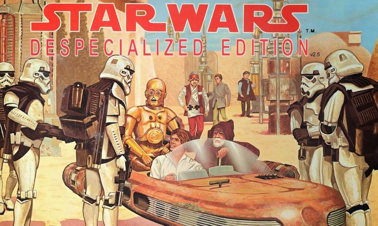 Star Wars, Episode IV: A New Hope - Despecialized Edition
