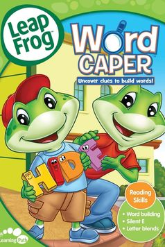 Leapfrog A Tad Of Christmas Cheer.Leapfrog Talking Words Factory 2 Code Word Caper